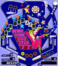 Pinball Action (set 1) ROM < MAME ROMs | Emuparadise
