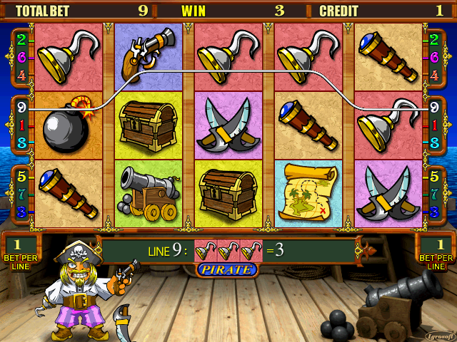 Pirate (070412 Russia) Screenshot