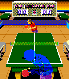 Ping-Pong King Screenshot