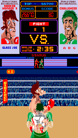 Punch-Out!! (Rev B) Screenshot