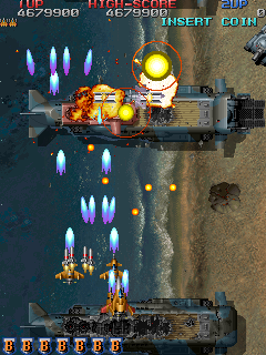 Raiden Fighters 2 - Operation Hell Dive (Japan set 1) ROM
