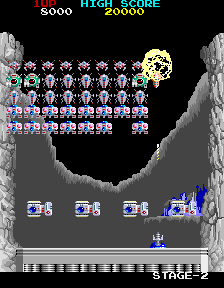 Return of the Invaders (bootleg set 2) Screenshot
