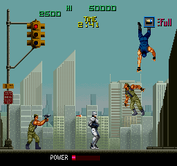 Robocop (US revision 0) Screenshot