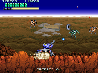 Rohga Armor Force (US v1 0) ROM < MAME ROMs | Emuparadise