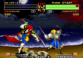 o jogo samurai shodown para pc