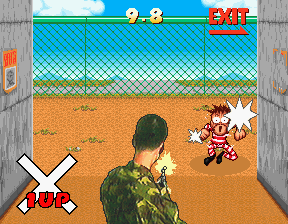 Super Bishi Bashi Championship (ver JAA, 2 Players) Screenshot
