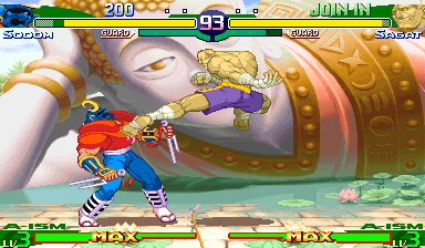 Street Fighter Alpha 3 (Euro 980904) Screenshot
