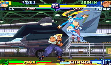Street Fighter Alpha 3 (USA 980904 Phoenix Edition) (bootleg) Screenshot