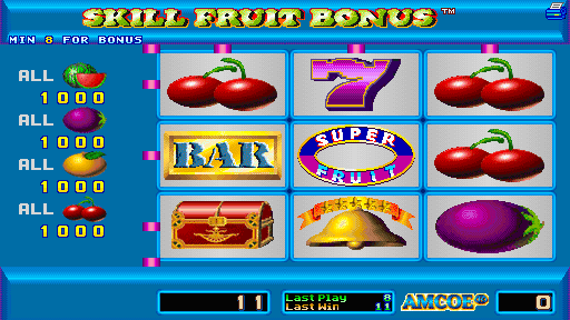Skill Fruit Bonus (Version 1.6) Screenshot