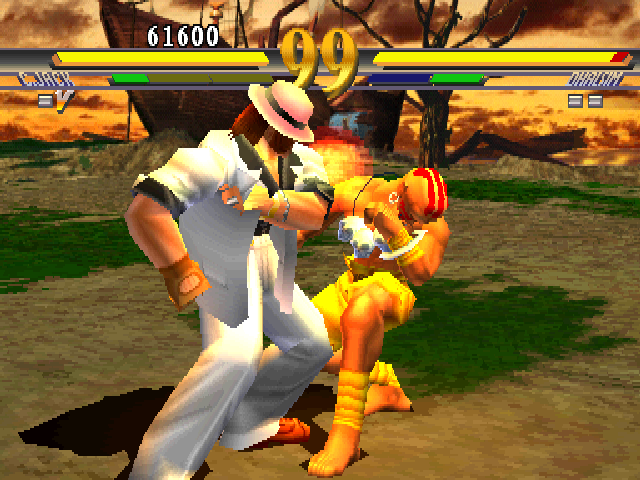 Street Fighter EX2 (USA 980526) Screenshot