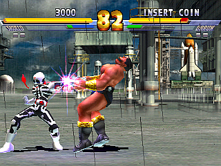 Street Fighter EX2 Plus (Asia 990611) Screenshot