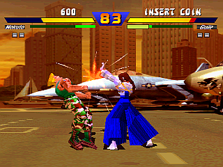 Street Fighter EX (Asia 961219) Screenshot