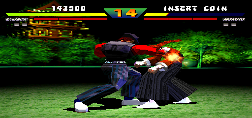 Street Fighter EX Plus (USA 970311) Screenshot