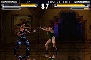 Street Fighter: The Movie (v1.12) Screenshot