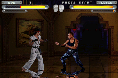 Street Fighter: The Movie (v1.10) Screenshot