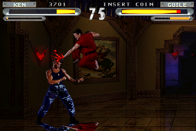 Street Fighter: The Movie (v1.11) Screenshot