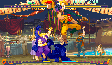 Street fighter zero 2 alpha rom download for cps2 coolrom. Com.