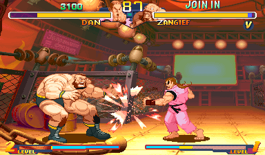 Street Fighter Zero 2 Alpha (Asia 960826 Phoenix Edition) (Bootleg) Screenshot