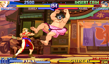 Street Fighter Zero 3 (Japan 980904) Screenshot