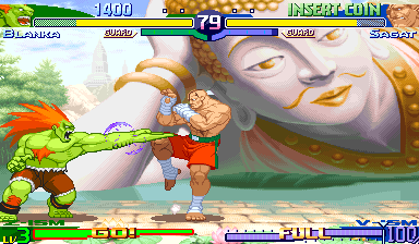 Street Fighter Zero 3 (Japan 980727) Screenshot