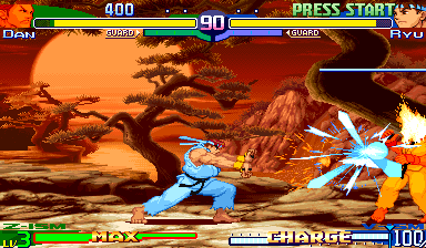 Street Fighter Zero 3 (Japan 980629) Screenshot