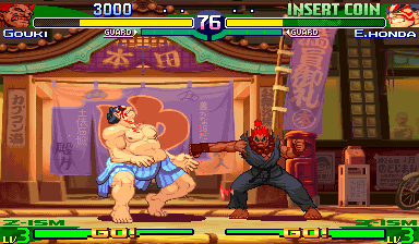 Street Fighter Zero 3 (Japan 980629 Phoenix Edition) (bootleg) Screenshot