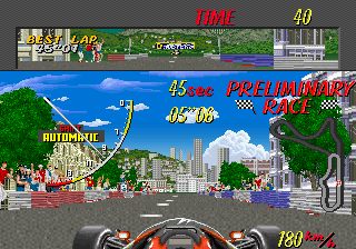 Super Monaco GP (Japan, Rev A) (FD1094 317-0124a) Screenshot