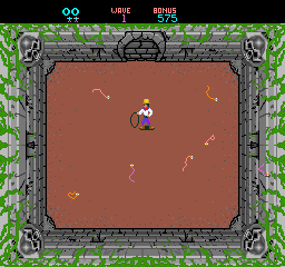 Snake Pit Screenshot