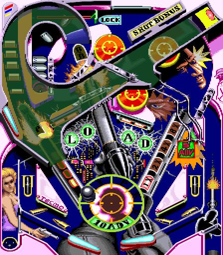 Super Pinball Action (US) ROM < MAME ROMs | Emuparadise