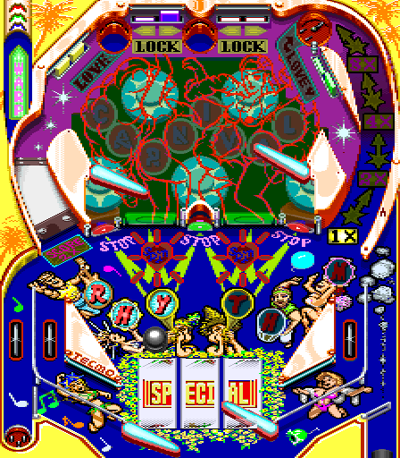 Super Pinball Action (Japan) ROM < MAME ROMs | Emuparadise