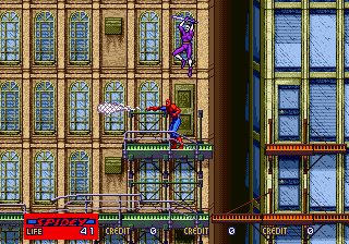 Spider-Man: The Videogame (US) Screenshot