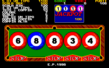 Super Pool 99 (Version 0.33) Screenshot