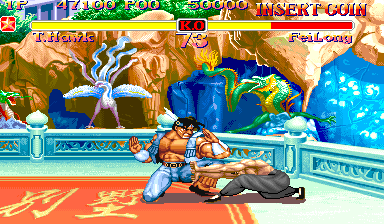 Super Street Fighter II: The New Challengers (Asia 931005) Screenshot