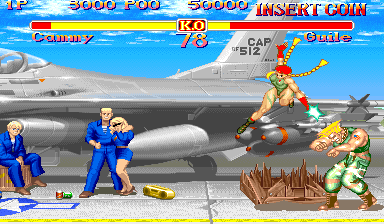 Super Street Fighter II: The New Challengers (Asia 930914) Screenshot