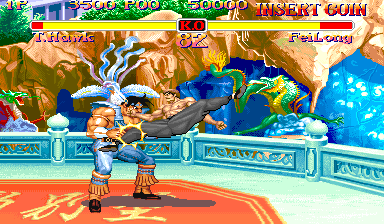 Super Street Fighter II: The New Challengers (Japan 931005) Screenshot