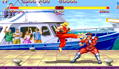 Super Street Fighter II: The New Challengers (Japan 930910) Screenshot