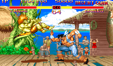 Super Street Fighter II: The Tournament Battle (World 930911) Screenshot