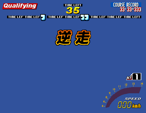Sega Touring Car Championship (Revision A) Screenshot