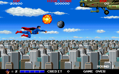 Superman (Japan) Screenshot