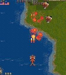 Thunder Dragon (4th Jun. 1991, protected) ROM