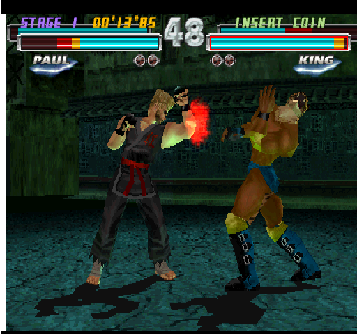 Tekken Tag Tournament (US, TEG3/VER.C1) Screenshot