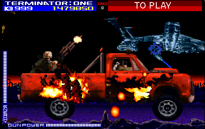 Terminator 2 - Judgment Day (rev LA2 12/09/91) Screenshot