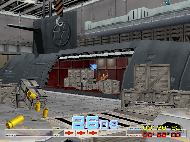Time Crisis (Rev. TS2 Ver.A) Screenshot
