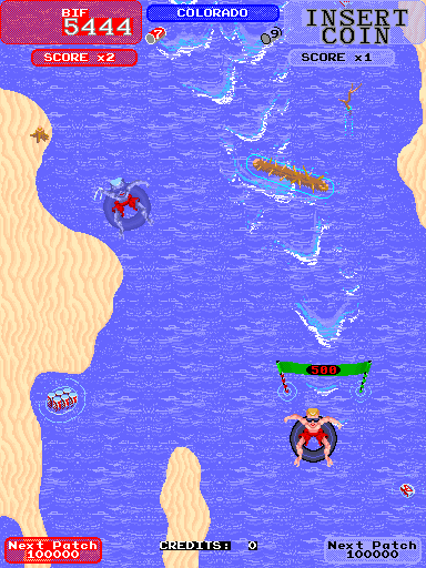 Toobin' (rev 3) Screenshot
