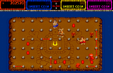 Trog (prototype, rev 4.00 07/27/90) Screenshot