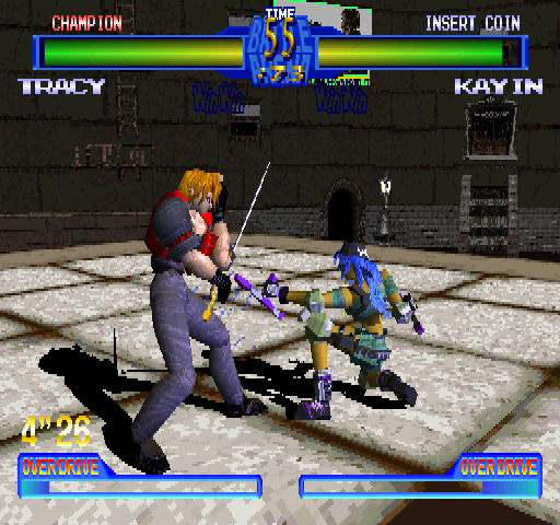 Battle Arena Toshinden 2 Usa 951124 Rom Mame Roms Emuparadise