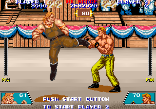 Violence Fight (Japan) Screenshot