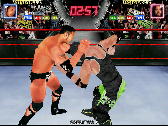 WWF Royal Rumble Screenshot