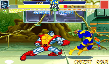 X-Men: Children of the Atom (Euro 950105 Phoenix Edition) (Bootleg) Screenshot