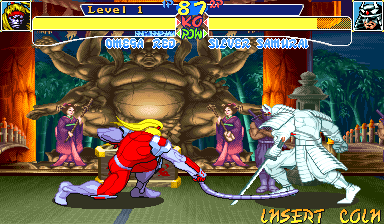 X-Men: Children of the Atom (Japan 941208 rent version) Screenshot